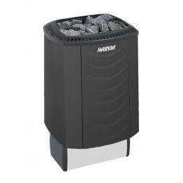 Печь электрическая Harvia Sound M80E Black без пульта