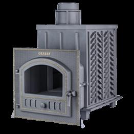 Банная печь чугунная Гефест GFS-ЗК -18 (М)