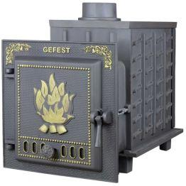 Чугунная банная печь Гефест БП-03-ЗК