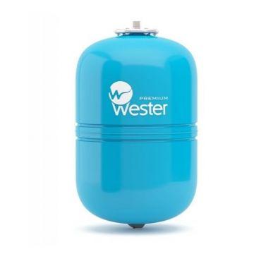 Мембранный бак Wester 0-14-1030 / WАV12 12л для ГВС синий