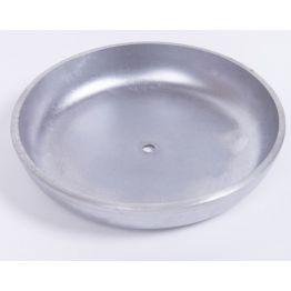 Алюминиевая сковорода D180/30 (под тритон, ёлочку, курник) (Кочевник, Донской)