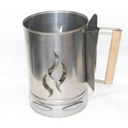 Стартер для розжига угля 7.5 л, нерж.1.0 мм