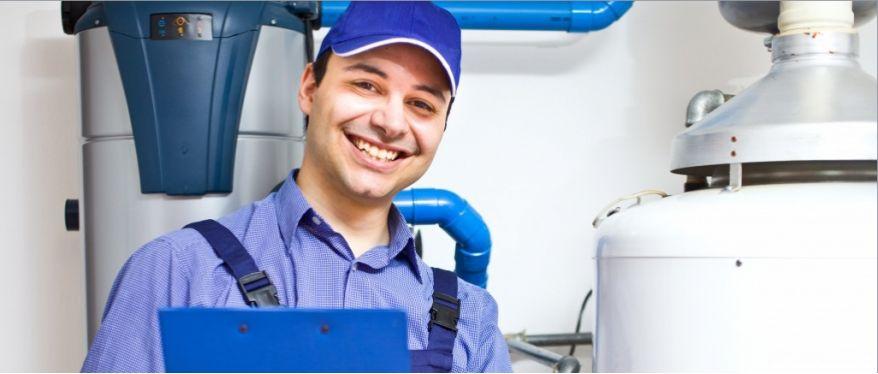 Обслуживание систем водоподготовки
