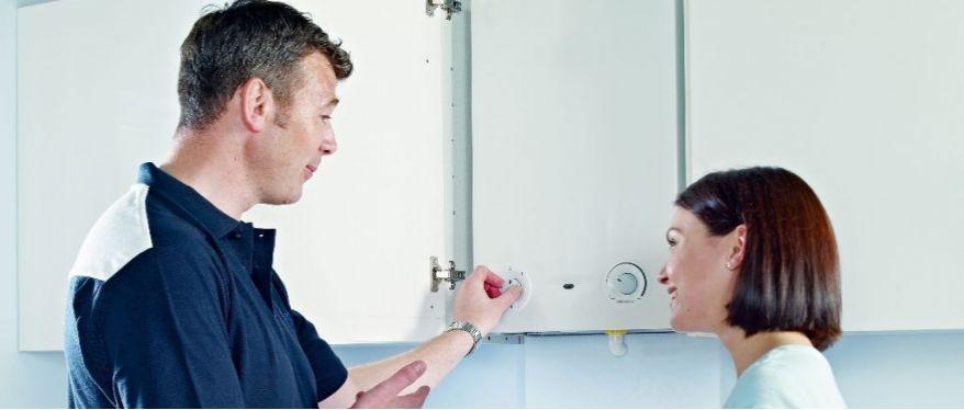 Сервис водонагревателей