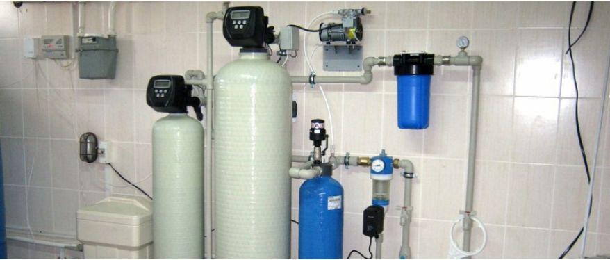Подбор и монтаж систем водоочистки