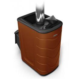 Банная печь TMF Гейзер 2014 Carbon ДА ЗК терракота
