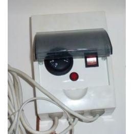 Пульт управления на горелку с автоматическим регулированием температуры для печи, 36кВт