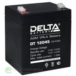 Аккумулятор 12045 Delta DT(12В 4,5А/ч)