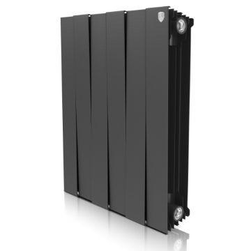 Радиатор Royal Thermo PianoForte 500/Noir Sable  6 секц.