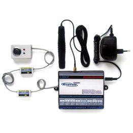 Сотовая система контроля отопительного оборудования КСИТАЛ GSM-4Т